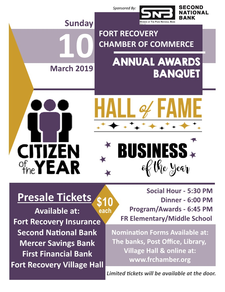 2018-2019 Chamber Banquet Flyer (WITH SPONSOR) jpeg